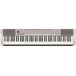 Цифровое фортепиано Casio CDP-130 SR 88клав. серебристый