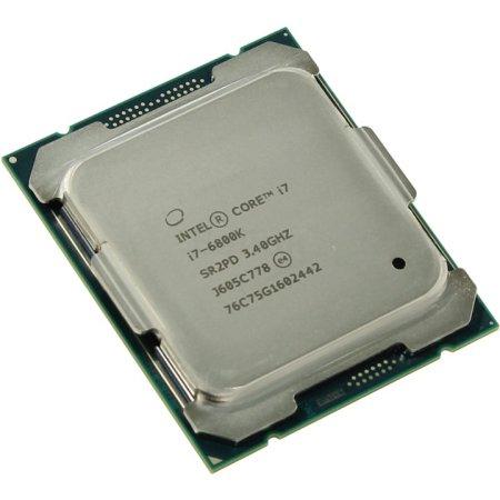 Intel Core i7 6800K 6, 3400МГц, BOX