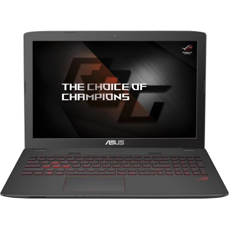 "Asus ROG GL752VW 17.3"", Intel Core i5, 2300МГц, 8Гб RAM, 1000Гб, Серый, Windows 10 Домашняя"