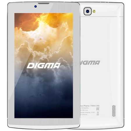 Digma Plane 7004 3G Белый