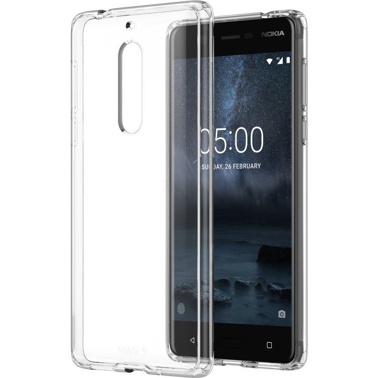 Nokia 5 Hybrid Crystal case прозрачный