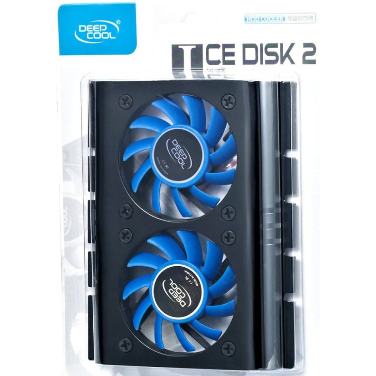 Купить Deepcool Icedisk 2 в интернет магазине бытовой техники и электроники