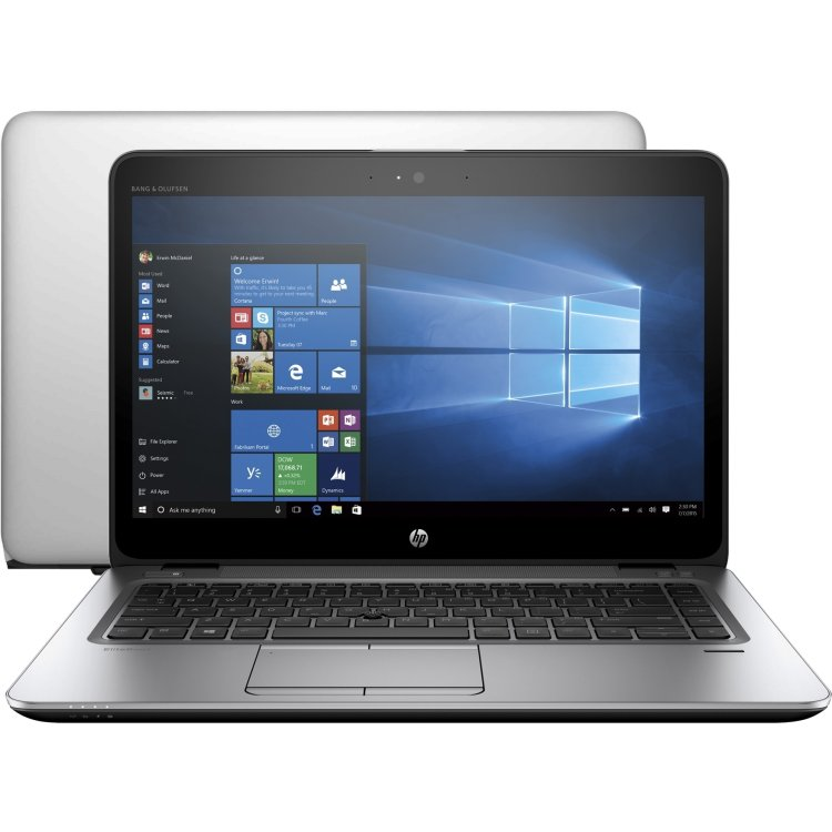 "HP EliteBook 840 G3 14"", Intel Core i7, 2500МГц, 8Гб RAM, DVD нет, 512Гб, Wi-Fi, Windows 10 Pro, Bluetooth"