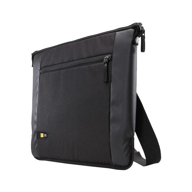"Case Logic Intrata Slim 15.6"", Черный, Полиэстер"