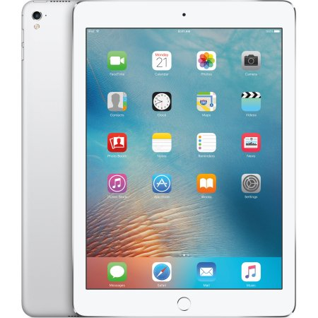 Apple iPad Pro 9.7 Wi-Fi, Серебристый, 256Гб