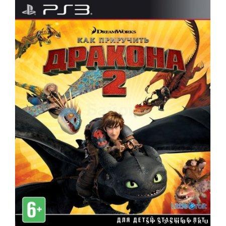 Как Приручить Дракона 2 PS3 Sony PlayStation 3, приключения