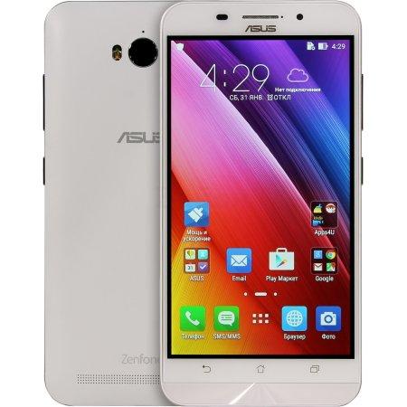 Asus ZenFone Max ZC550KL 32Гб, Белый, Dual SIM, 4G (LTE), 3G