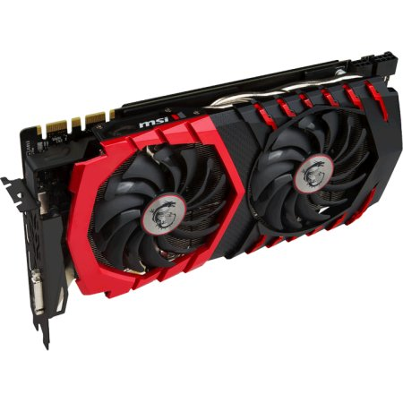 MSI NVIDIA GeForce GTX 1080 Gaming X 8G GTX 1080 Gaming X 8G - 8192Мб, GDDR5