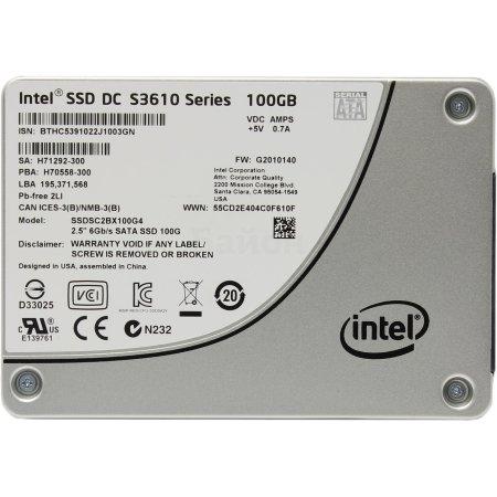 Intel DC S3610