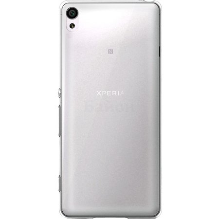 Чехол Style Back Cover Clear SBC24 для Xperia XA