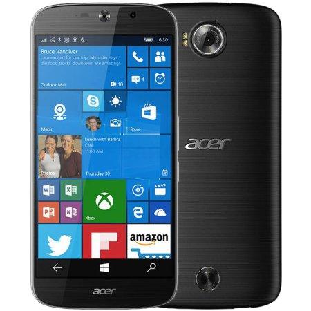 Acer Liquid Jade Primo 32Гб, Черный, Dual SIM, 4G (LTE), 3G