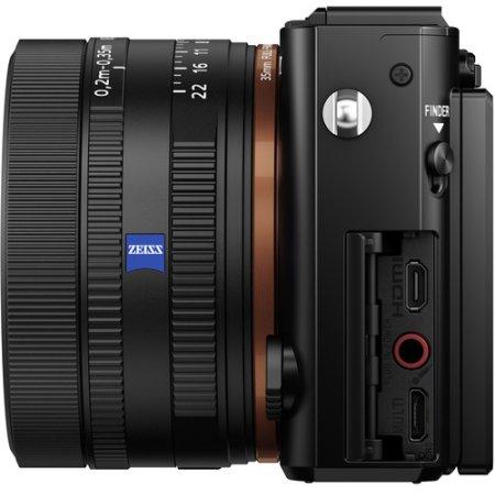 Sony Cyber-shot DSC-RX1RM2 Черный, 42.4