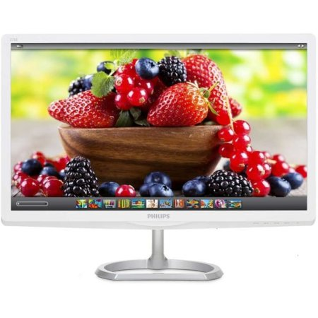 "Philips 276E6ADSS 27"", Белый, DVI, HDMI, Full HD"