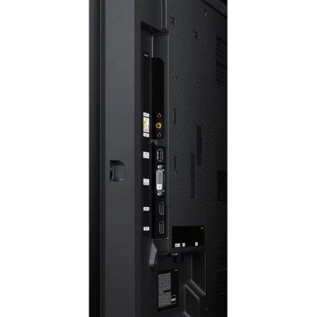 "Панель Samsung 40"" DC40E-M черный LED 8ms 16:9 DVI HDMI матовая 5000:1 450cd 178гр/178гр 1920x1080 D-Sub FHD USB (RUS)"