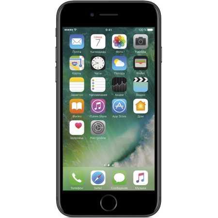 Apple iPhone 7 Черный, 32 Гб