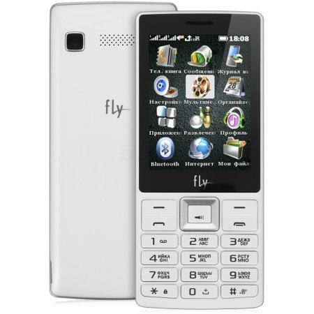 Fly TS112 Белый
