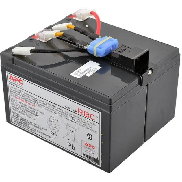 APC by Schneider Electric Battery replacement kit for SUA750I (сборка из 2 батарей)