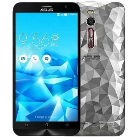 Asus ZenFone 2 Deluxe ZE551ML Серебристый
