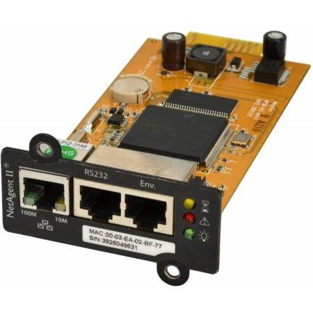 Powercom SNMP для ИБП NetAgent II (BT506)