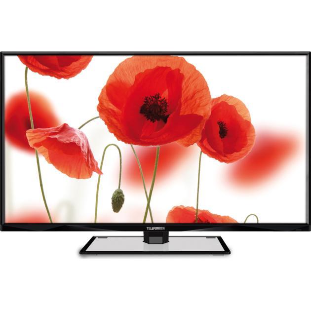 """Телевизор TF-LED40S48T2 40"""", Черный, 1920x1080, без Wi-Fi, Вход HDMI"""