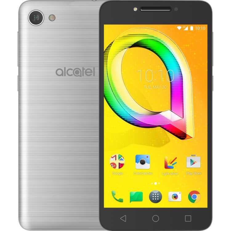 Alcatel A5 LED 5085D 16Гб, Dual SIM, 4G LTE