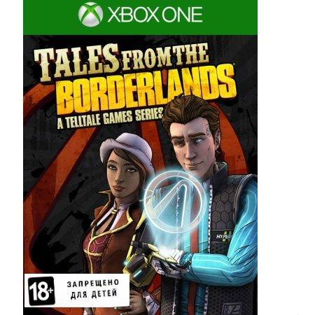 Tales from the Borderlands Xbox One,стандартное издание, Английский