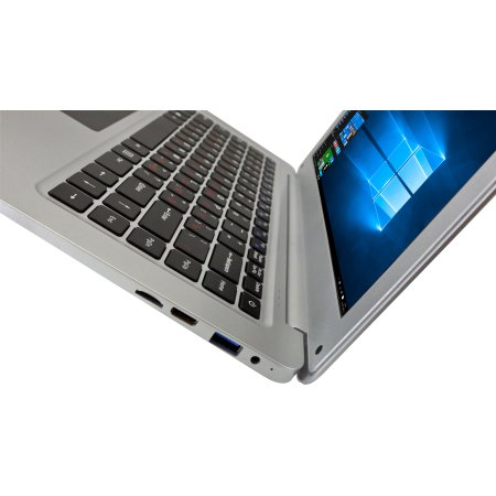 "bb-mobile Techno Book W14.1 X840CA 14.1"", Intel Atom, 1440МГц, 2Гб RAM, DVD нет, 32Гб, Серый, Wi-Fi, Windows 10, Bluetooth"