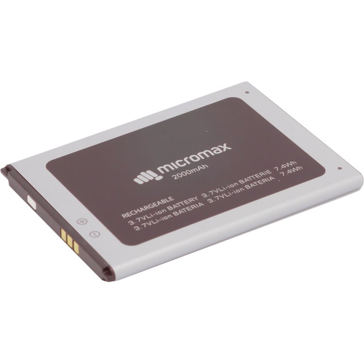 Купить Аккумуляторная батарея для модели Micromax Q462 в интернет магазине бытовой техники и электроники