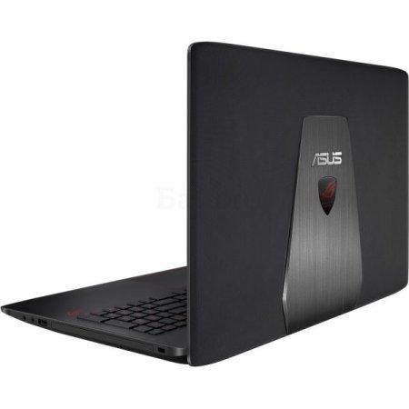 "Asus Rog GL552VW 15.6"", Intel Core i7, 2600МГц, 8Гб RAM, DVD-RW, 1Тб, Черный, Wi-Fi, Windows 10, Bluetooth"