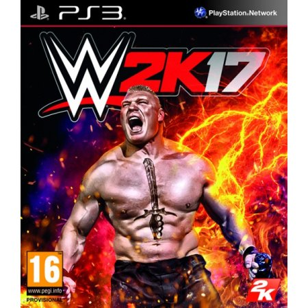WWE 2K17 Sony PlayStation 3