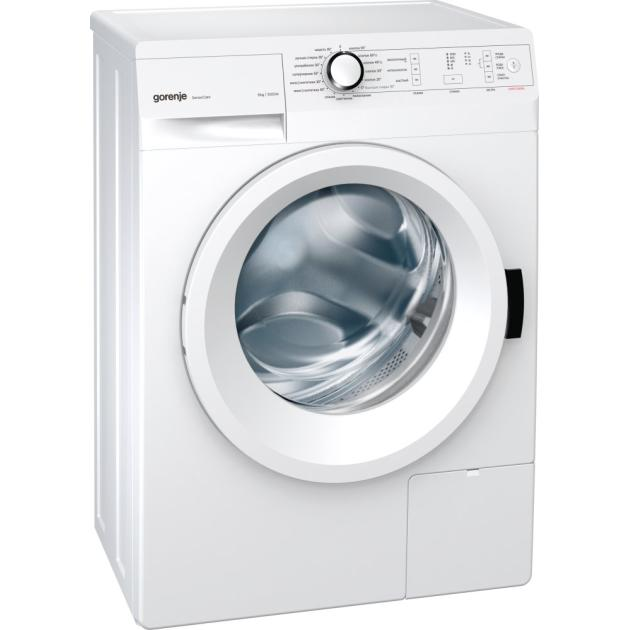 Gorenje W62FZ02/S Белый, 6кг Белый, 6кг