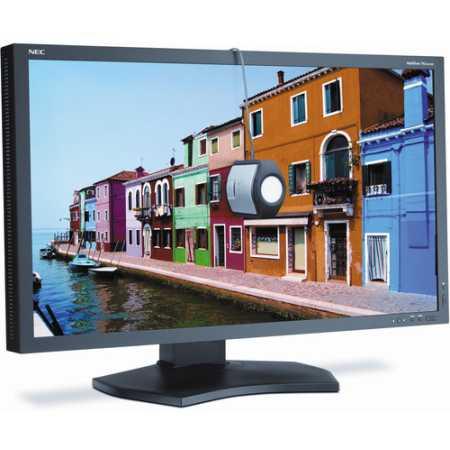 """NEC MultiSync PA322UHD 31.5"""", Черный, DVI, HDMI, Full HD"""