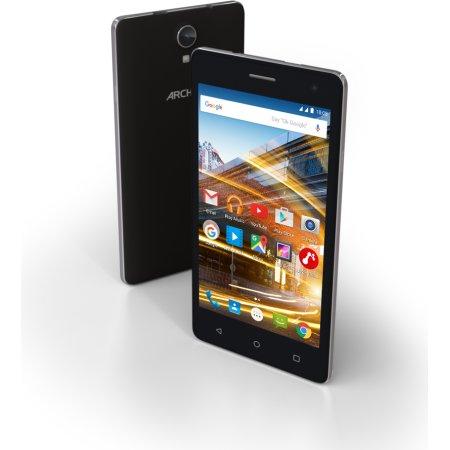 Archos 50d Neon 8Гб, Черный, Dual SIM, 3G