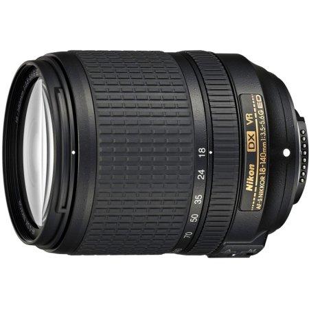 Nikon 18-140mm f/3.5-5.6G ED VR DX AF-S Стандартный, Nikon F