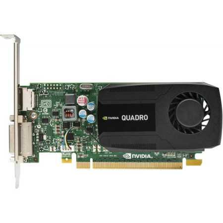 HP NVIDIA Quadro K420, 2GB PCI-E 16x 2.0, 2048Мб, GDDR3