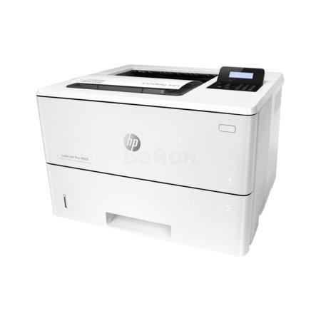 HP LaserJet Pro M501dn Лазерный \ светодиодный, Белый, Черно-белая, А4