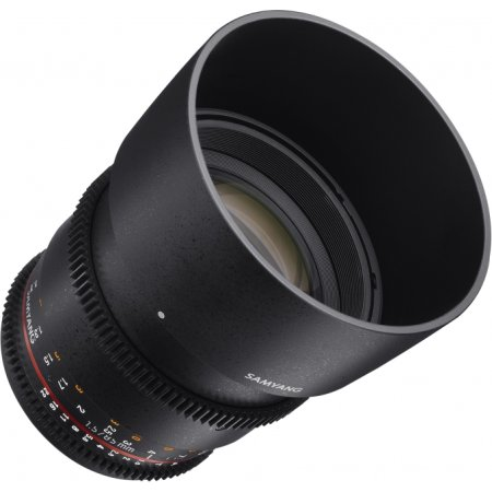 Samyang MF 85mm T1.5 AS IF UMC VDSLR II Sony A