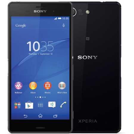Sony Xperia Z3 Dual Черный