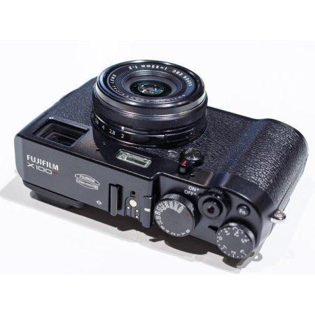 Fujifilm X100T Черный