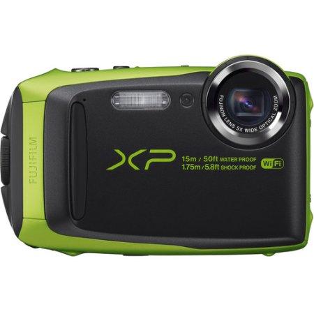 Fujifilm FinePix XP90 Зеленый
