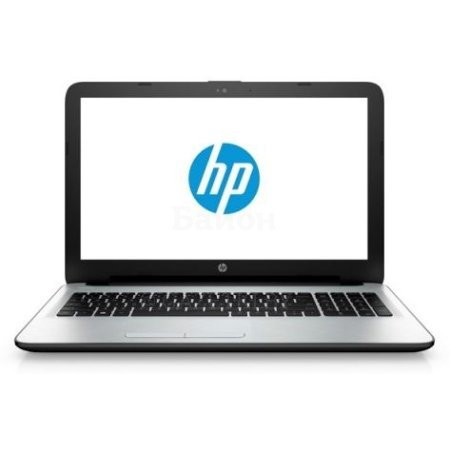 "HP 15-ay037ur 15.6"", Intel Core i5, 2300МГц, 4Гб RAM, DVD-RW, 500Гб, Windows 10, Серебристый, Wi-Fi, Bluetooth"