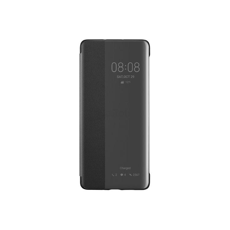 Чехол-книжка для Huawei P30 Pro, с прозрачным окном
