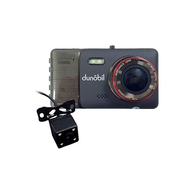 Купить Видеорегистратор Dunobil Zoom Duo в интернет магазине бытовой техники и электроники
