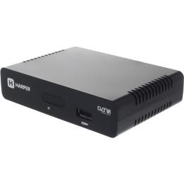 Ресивер DVB-T2 HARPER HDT2-1005