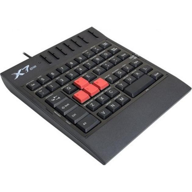 A4-Tech X7 G-100 USB, Черный