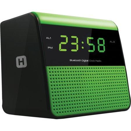 HARPER HRCB-7768 Наличие FM, Зеленый, Наличие УКВ