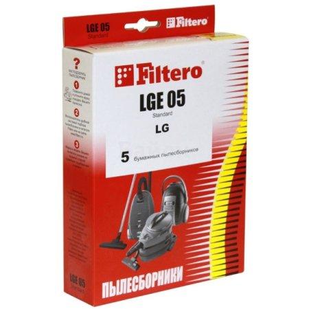 Пылесборники Filtero LGE 05 Standard двухслойные (5пылесбор.)