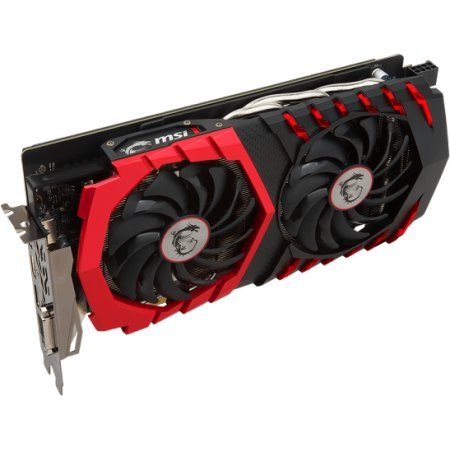 MSI NVIDIA GeForce GTX 1060 GAMING 3G 6144Мб, GDDR5, 1594MHz, PCI-Ex16 3.0