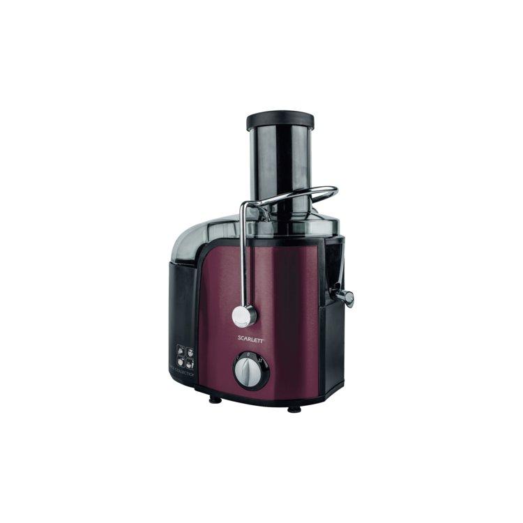 Scarlett SC-JE50S30 Бордо, центробежная, 1000Вт, Пластик
