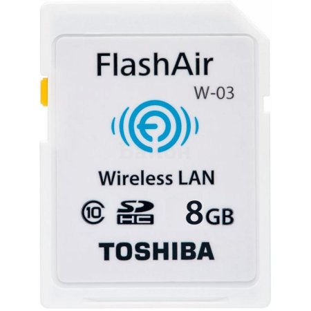 Toshiba FlashAir W-03 8Гб